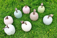 ceramic-and-bronze-cider-apples-by-jon-williams-and-andrew-findlay