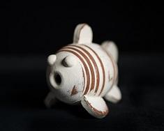 ceramic bubble fish by jon williams