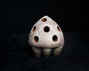 jelly fish rattle by jon williams 2020
